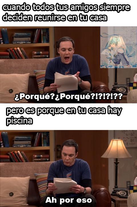 Top memes de big bang theory en español :) Memedroid