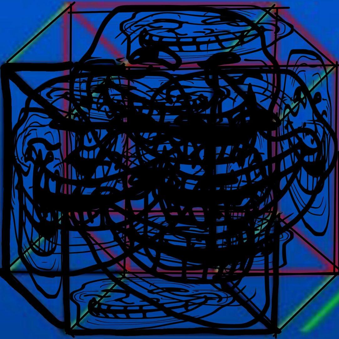 troleador tetradimensional, está horrible - meme