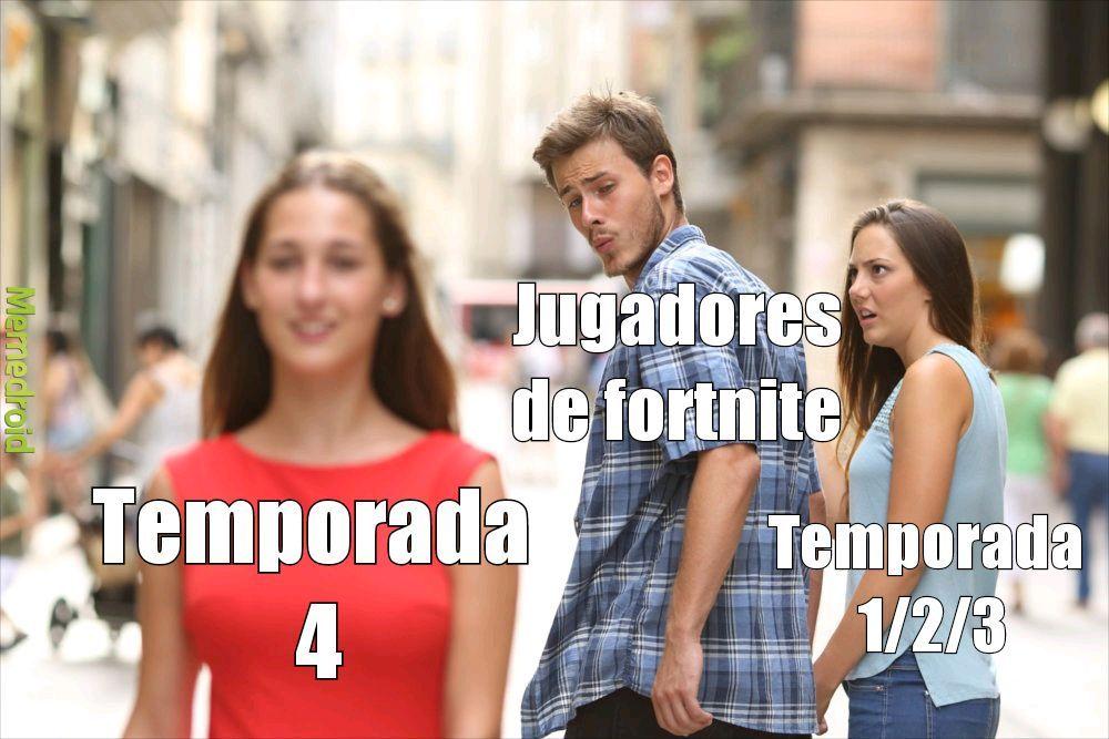 Envidia pvtos - meme