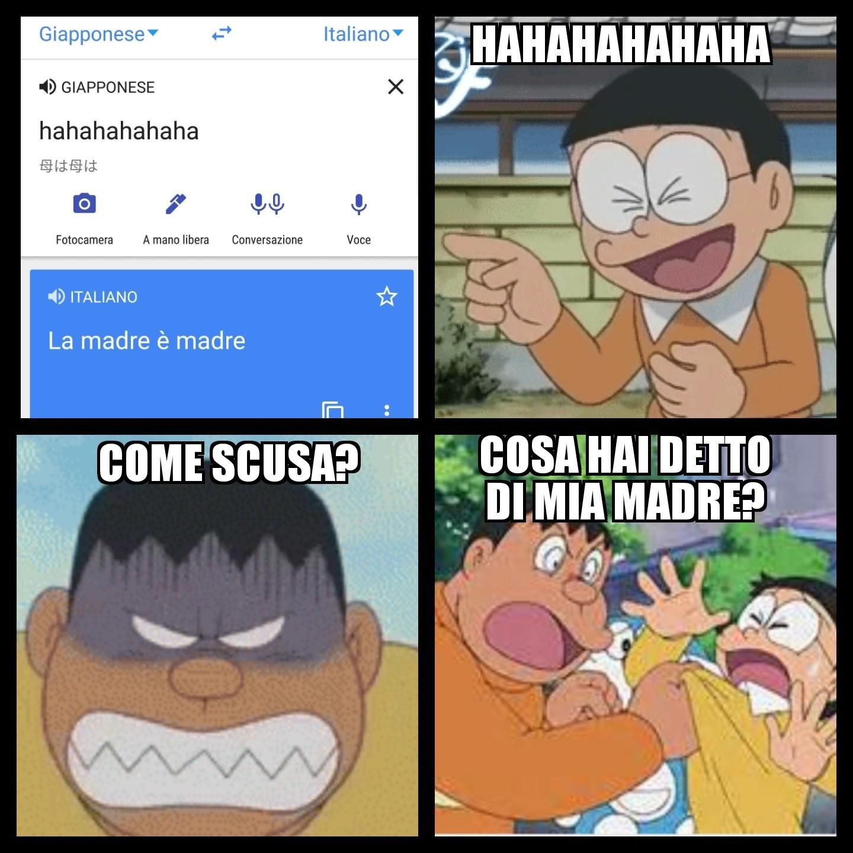 Se non ci credete provate a tradurlo - meme