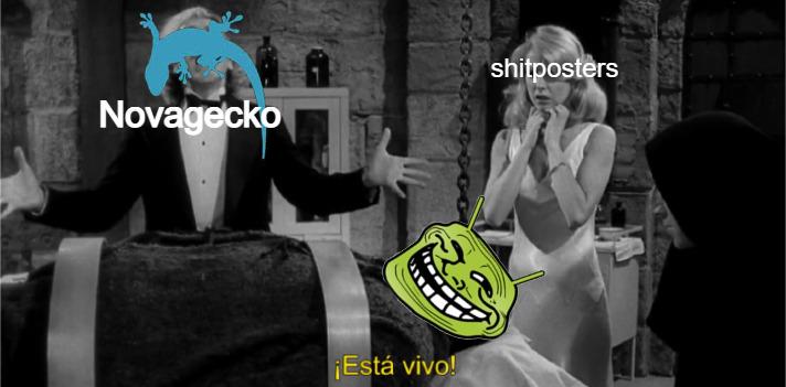 Jajaja no abusen de los videos - meme