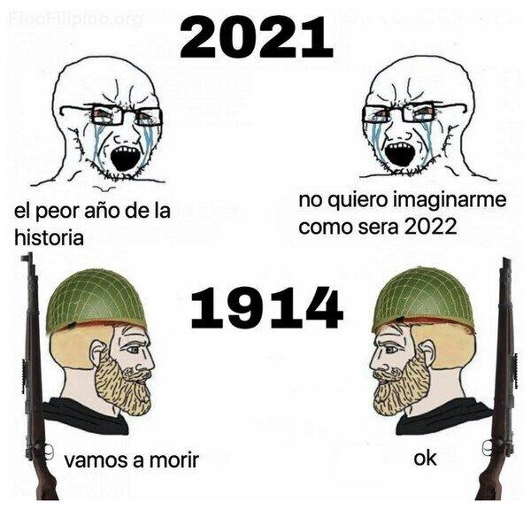 Mas bien yo diria 2023 - meme