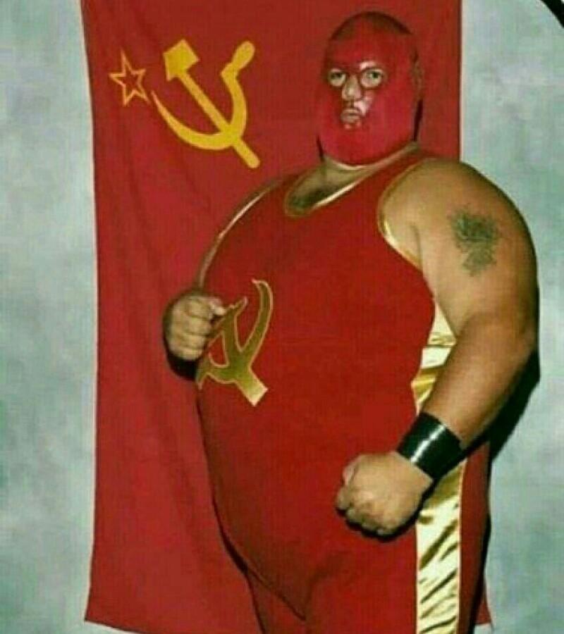 El macho comunista - meme