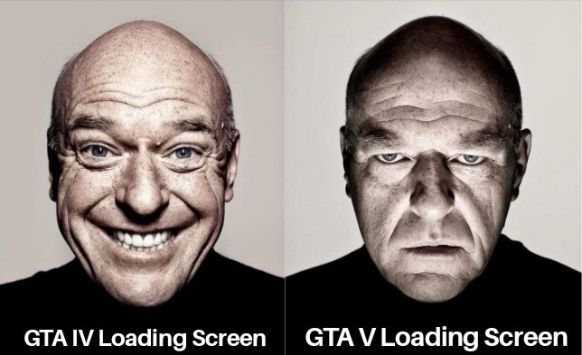 I'd take 10 hours of gta 4's loading screen over 10 minutes of gta 5's loading screen - meme