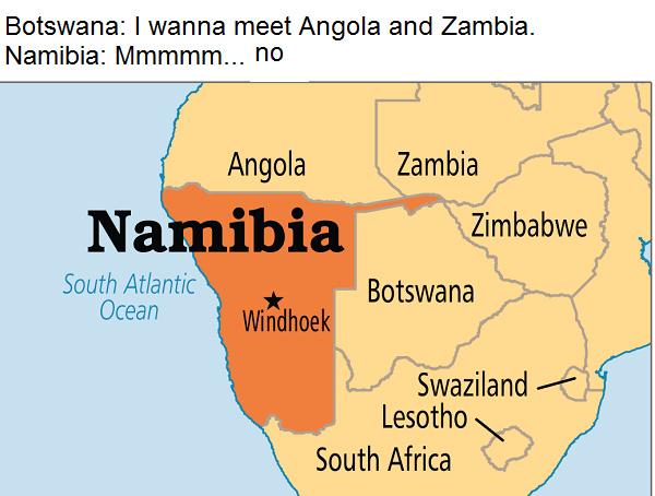 Oh hello there Zimbabwe - meme