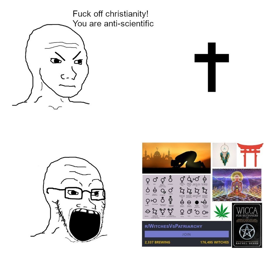 Modern people - meme