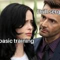 Drill sergeants be like