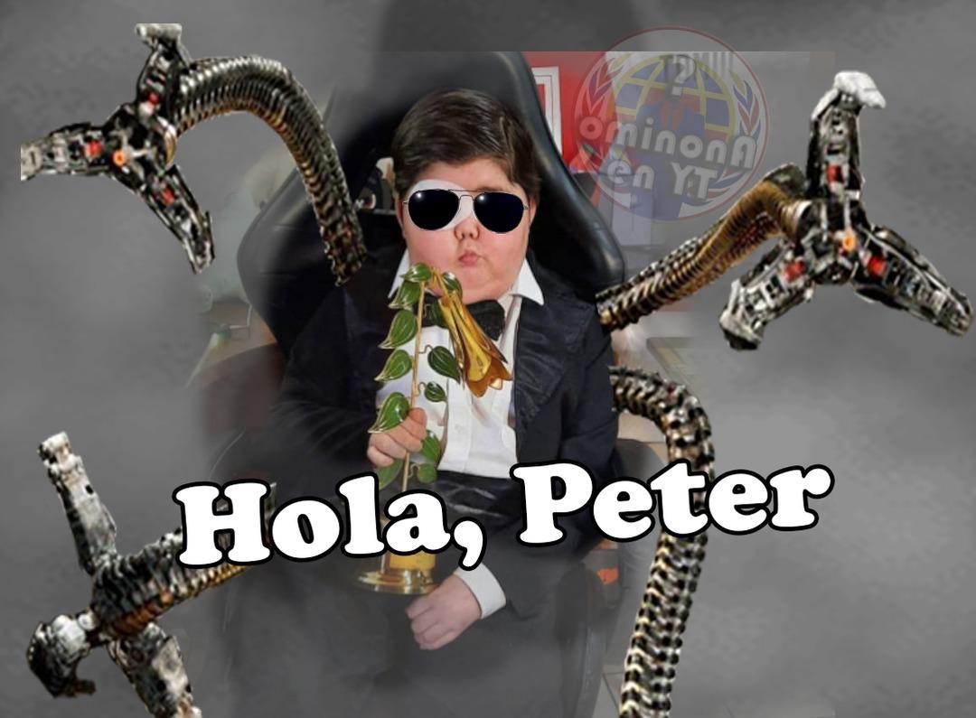 Hola, Peter ~ Tomiii11 - meme