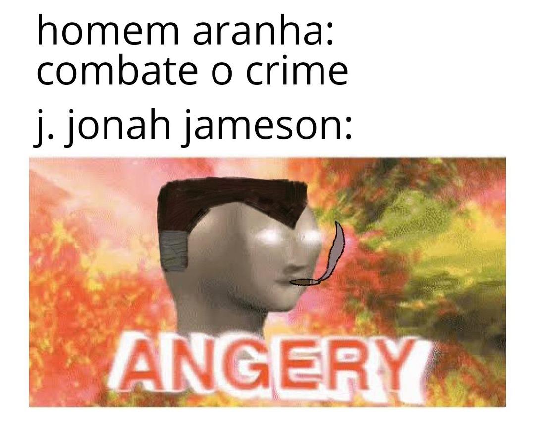 UMA AMEAÇA - meme