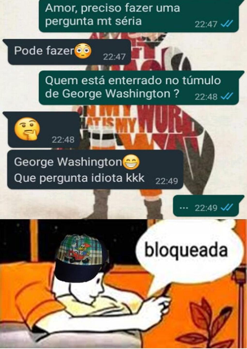 Napoleão... - meme