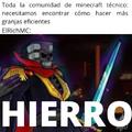 HIERRO.