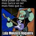 Lula molusco roqueiro