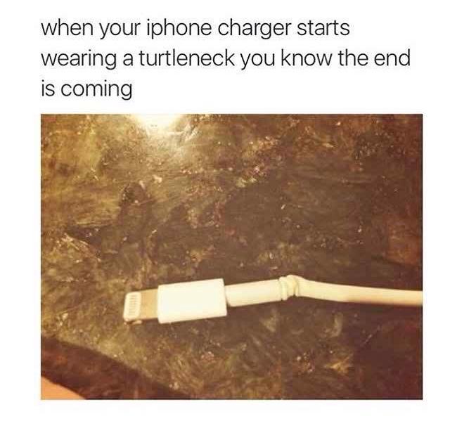 iPhones... - meme