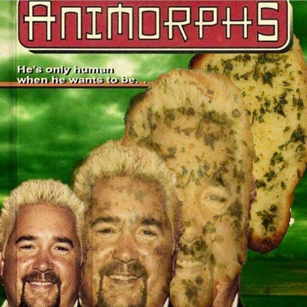 4th comment won't escape Flavortown - meme