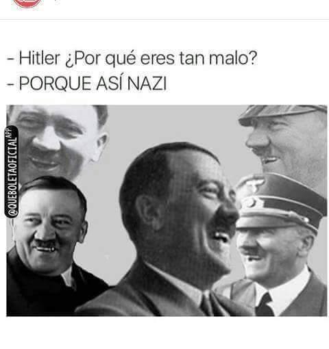 Ese Hitler es un lokillo - meme