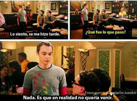 Sheldon <3 - meme