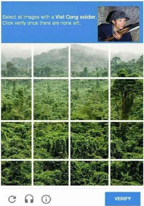 Select the trees that are speaking Vietnamese - meme