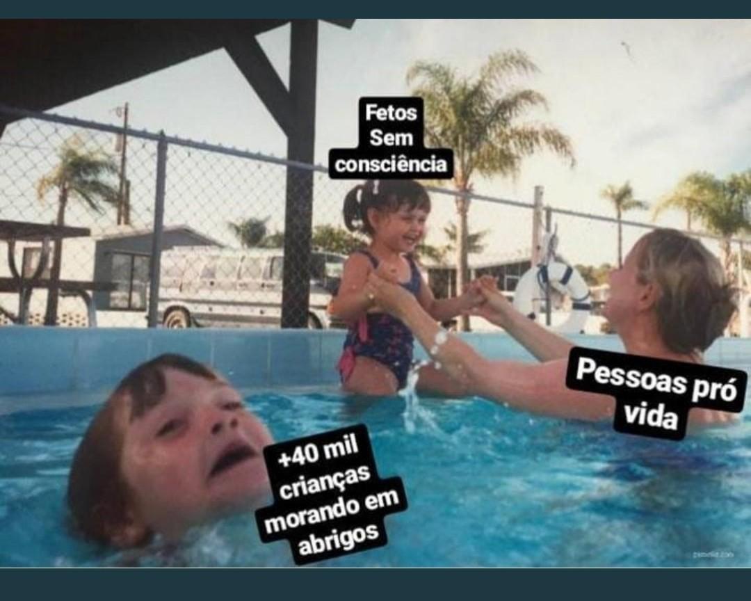 Aborto> - meme