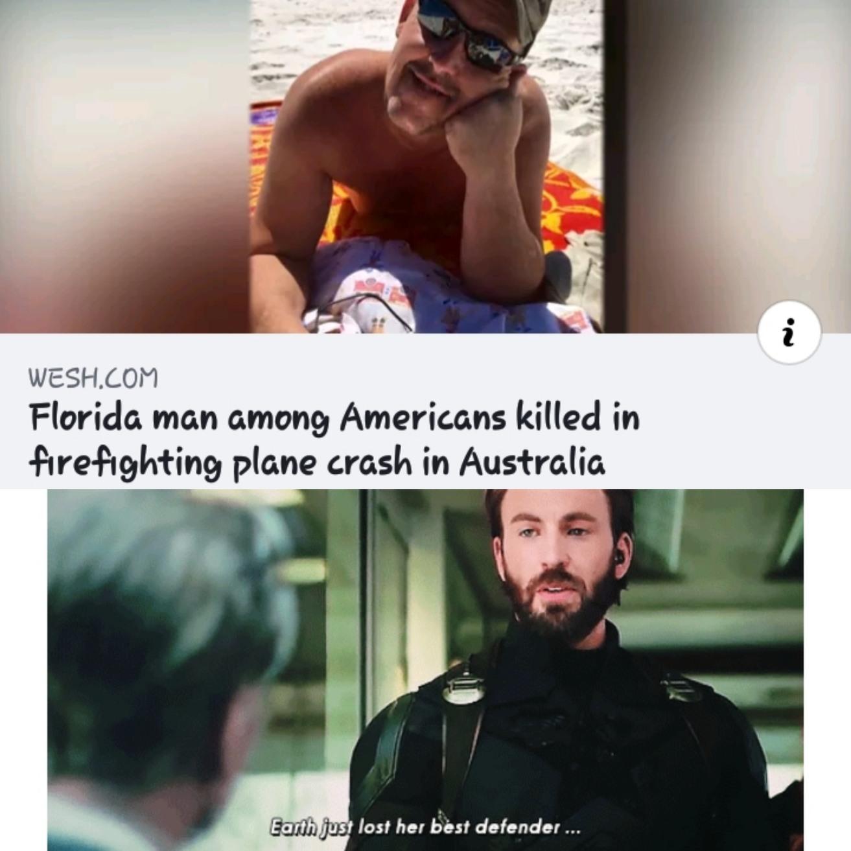 RIP, Florida Man - meme