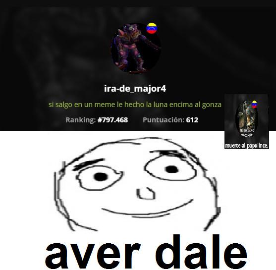 el majoras - meme