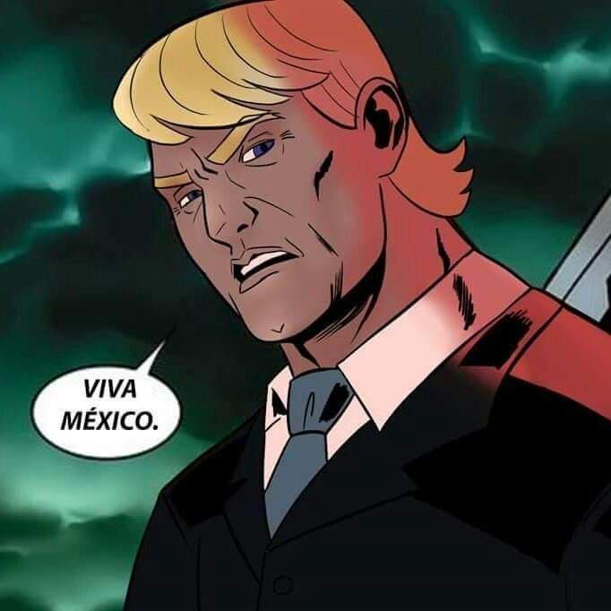 Donald Trompas - meme