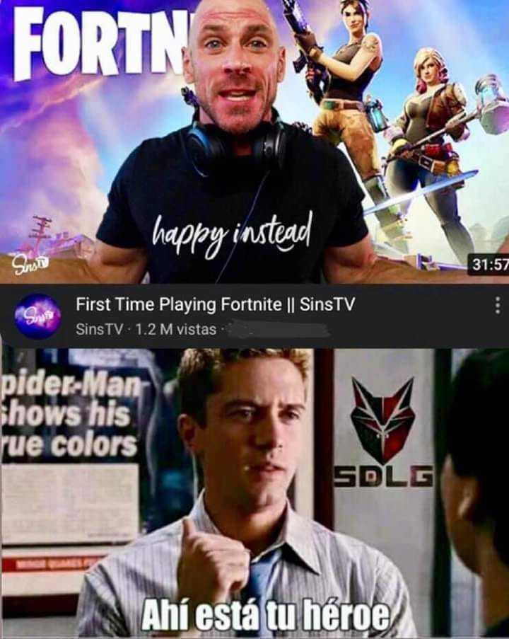 SINS - meme