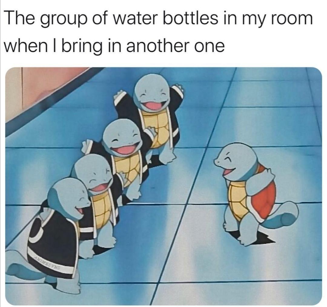 Everybody needs a friend - meme