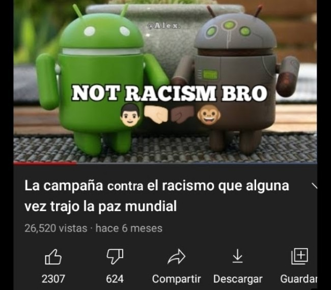DI NO AL RADISMO COMPA - meme
