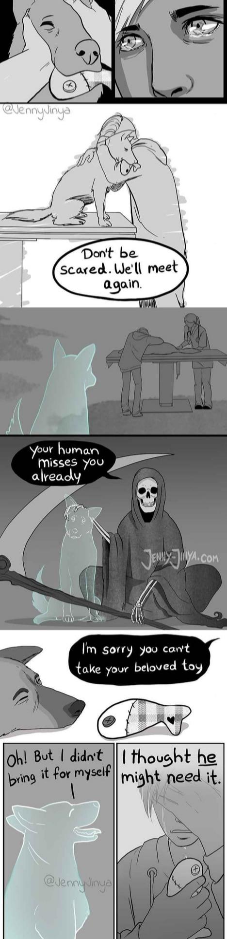 Because dogs.. - meme