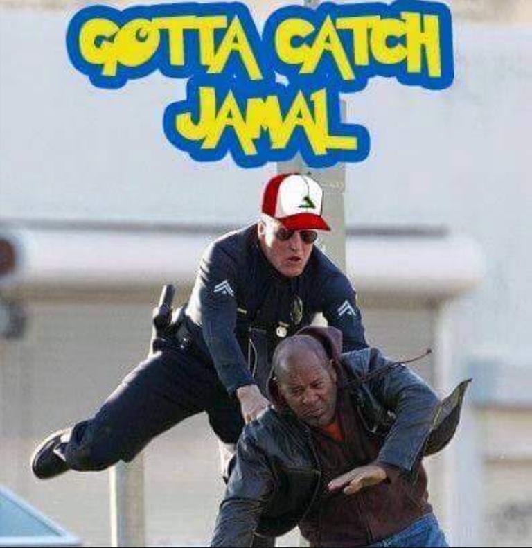 Jamal is Lyfe - meme