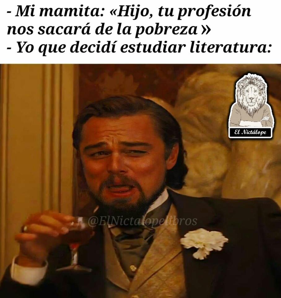 Literatura - meme