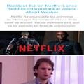 Netflix siendo Netflix