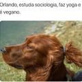 Vegetal nao é animal