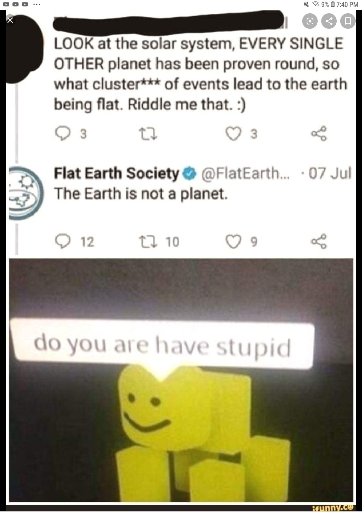 Do you are have stupid..... - meme