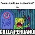 Calla peruano