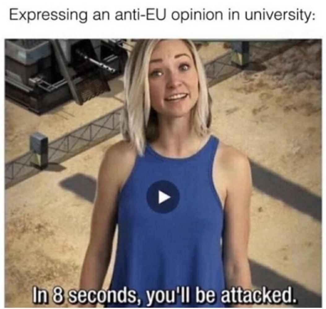 Fucking eu - meme