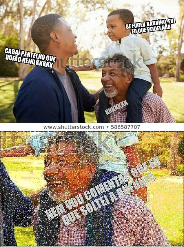 Bufou - meme