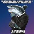 Mentalidad de tiburon