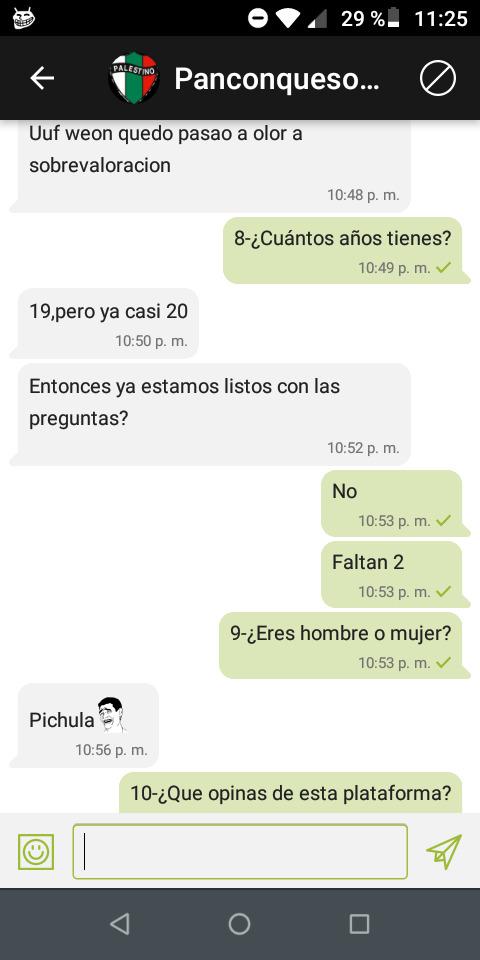 Entrevista a Panconqueso045 parte 4 - meme