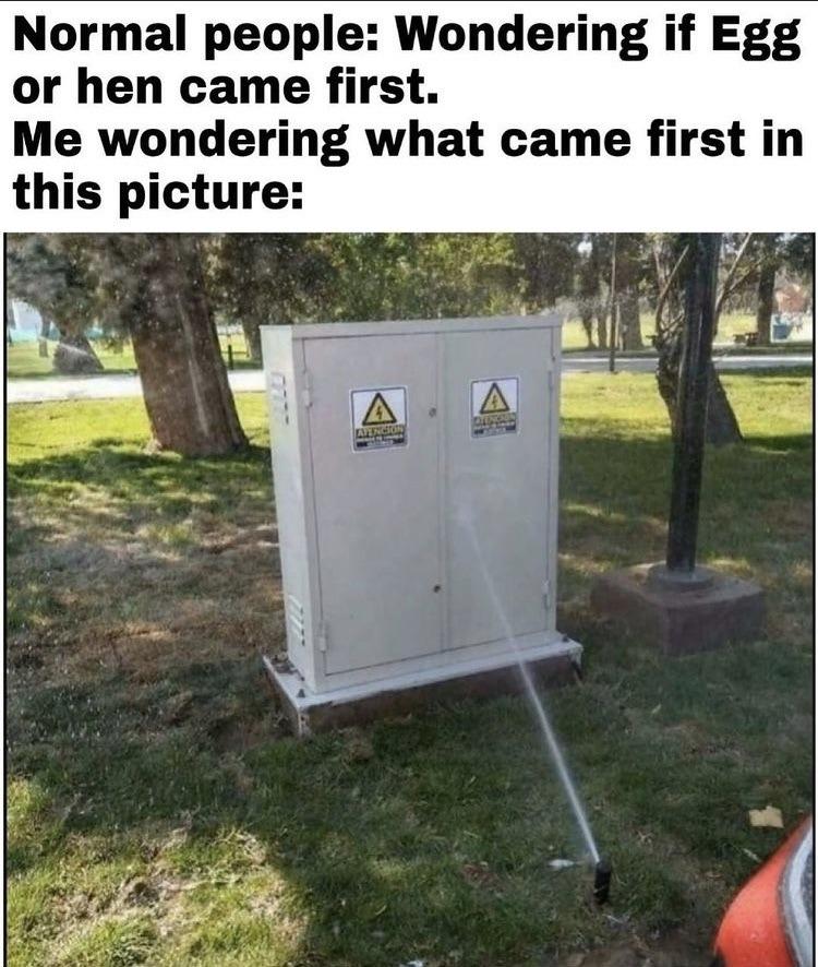 regulating the cabinet temperature - meme