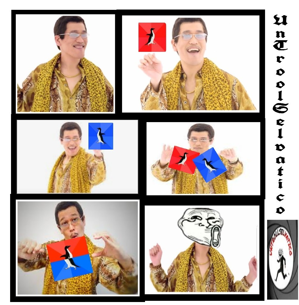 This is ppap meme version