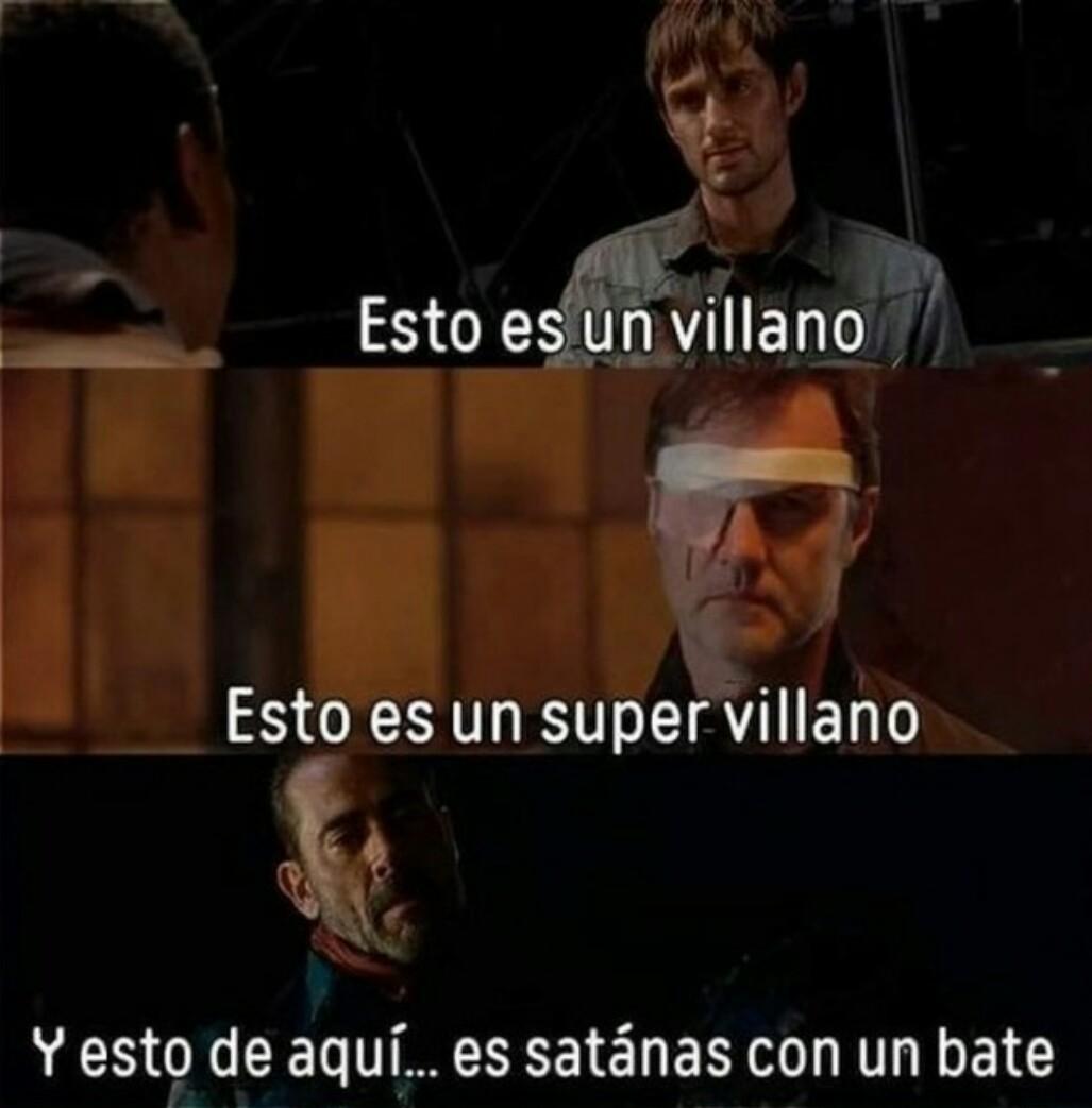 Satanás - meme