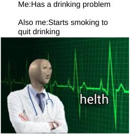 Le helth - meme