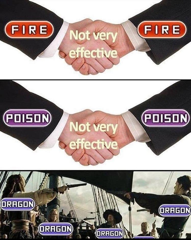 the pokemans - meme