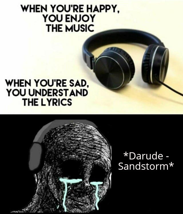 Always hits me right in the feels - meme