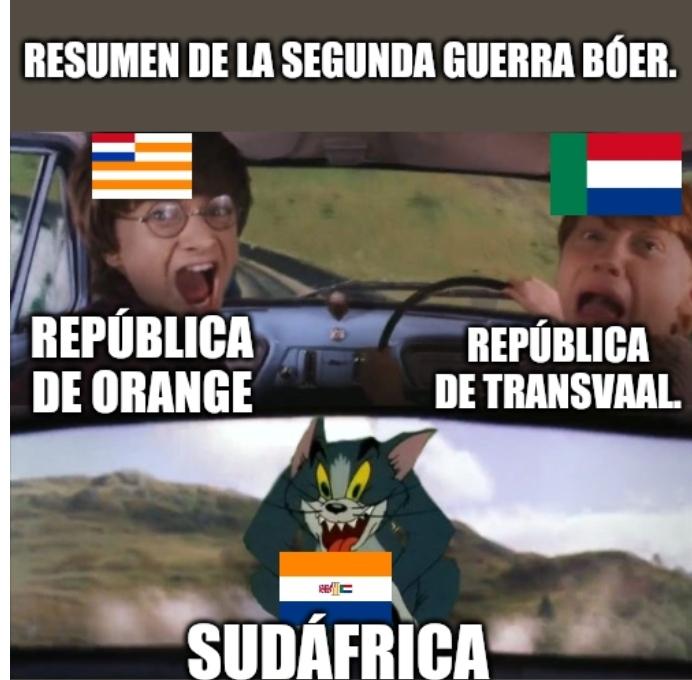 Por el momento me da por memes históricos africanos.
