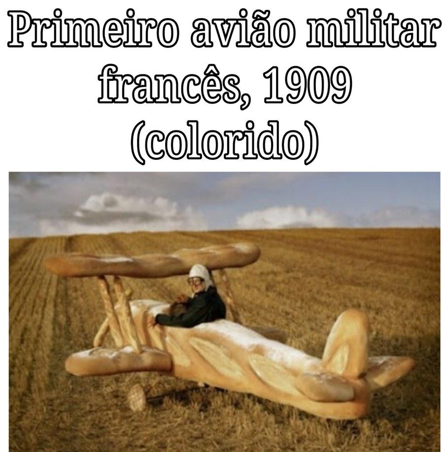 Pão Francês - meme