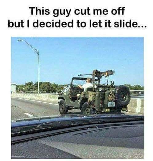 I'd do that too - meme