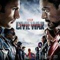 Novo poster da guerra civil com homi aranho