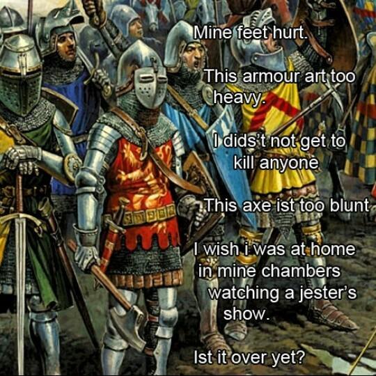 The Best Knight Memes Memedroid